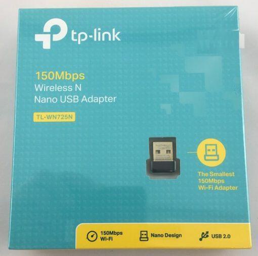 TP-LINK TL-WN725N Netzwerkkarte WLAN