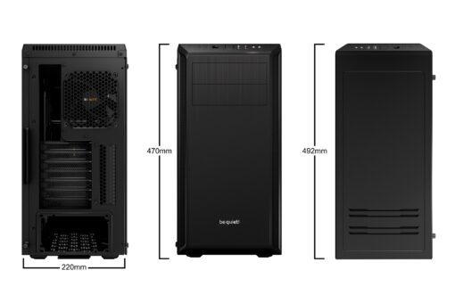 be quiet BGW21 INT 4 Gamer PC AMD Rycen7 2700X