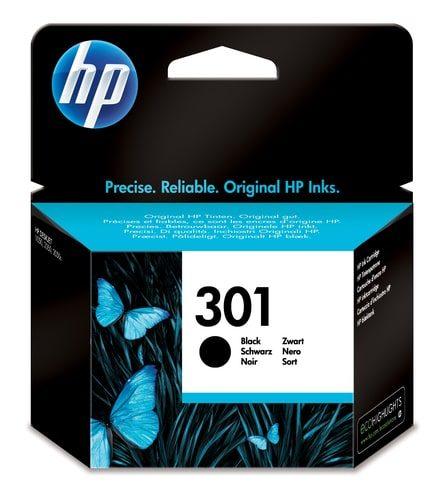 HP Tinte schwarz Nr. 301 CH561EE