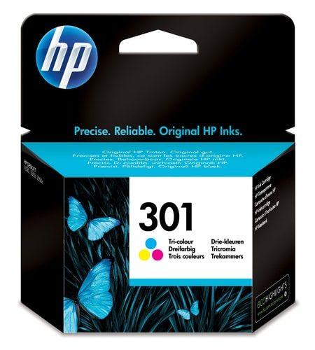 HP Tinte dreifarbig Nr. 301 CH562EE