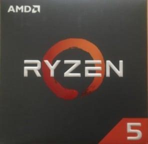 AMD Ryzen™ 5 2600, Prozessor