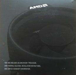 IMG 3834 Prozessor AMD Ryzen 5 3600  (boxed)