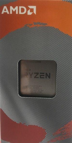 IMG 3856 Prozessor AMD Ryzen 3 3200G (boxed)