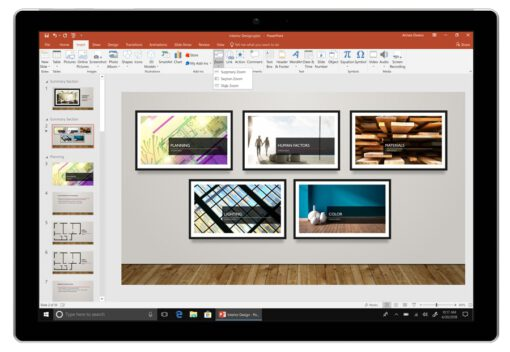 Microsoft 79G 05043 INT 4 Microsoft Office 2019 Home and Student Vollversion [auf Datenträger]