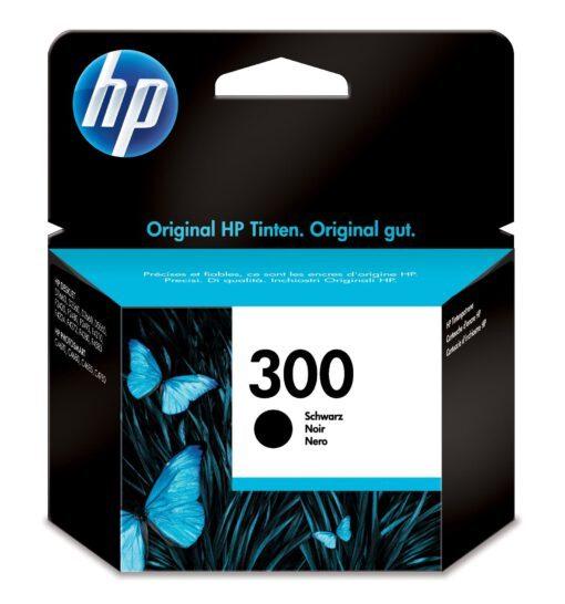 HP Tinte schwarz Nr. 300 CC640EE