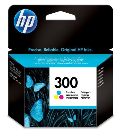 HP Tinte dreifarbig Nr. 300 CC643EE
