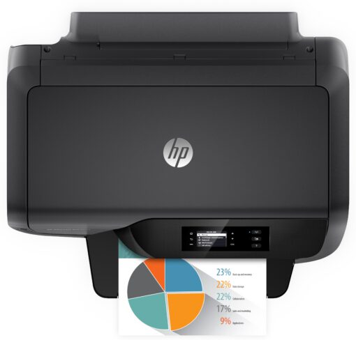 HP D9L63AA81 INT 10 Tintenstrahldrucker HP OfficeJet Pro 8210