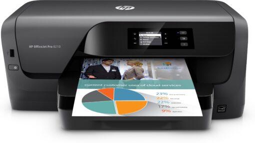 Tintenstrahldrucker HP OfficeJet Pro 8210