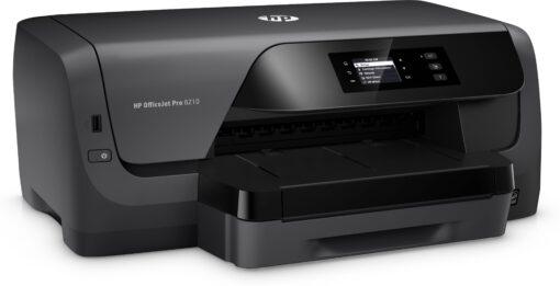 HP D9L63AA81 INT 5 Tintenstrahldrucker HP OfficeJet Pro 8210