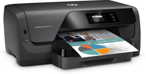 HP D9L63AA81 INT 7 Tintenstrahldrucker HP OfficeJet Pro 8210