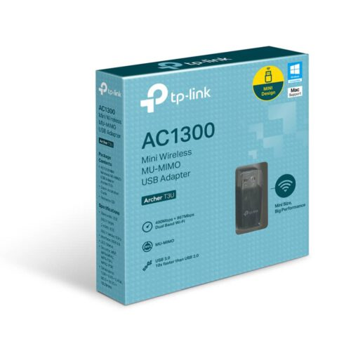 TP LINK ARCHER T3U INT 4 WLAN-Adapter, TP-Link Archer T3U