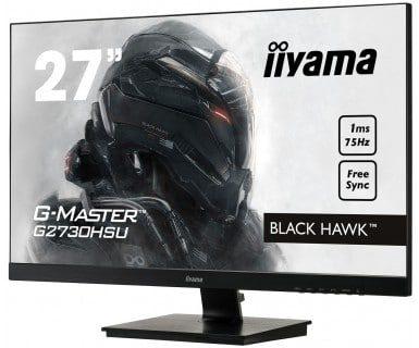 iiyama G2730HSU B1 INT 3 Gaming-Monitor, iiyama G2730HSU-B1