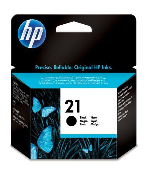 HP Tinte schwarz Nr. 21 (C9351A)