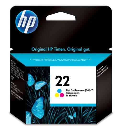 HP Tinte dreifarbig Nr. 22 (C9352A)