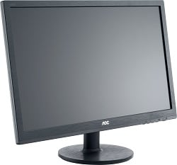 AOC E2460SH INT 9 LED-Monitor, AOC e2460Sh