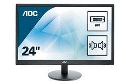 Monitor AOC E2470SWH