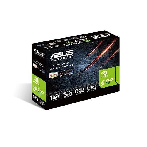 ASUS 90YV0AL2 M0NA00 INT 1 Grafikkarte ASUS GeForce GT 710 1 GB