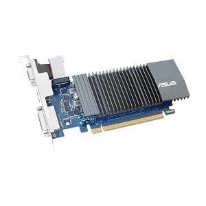 ASUS 90YV0AL2 M0NA00 INT 4 Grafikkarte ASUS GeForce GT 710 1 GB