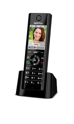 AVM 20002748 DE 1 DECT-Telefon AVM FRITZ!Fon C5
