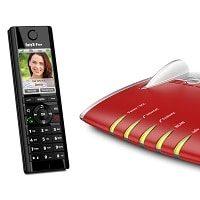 AVM 20002748 DE 2 DECT-Telefon AVM FRITZ!Fon C5