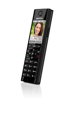 AVM 20002748 DE 3 DECT-Telefon AVM FRITZ!Fon C5
