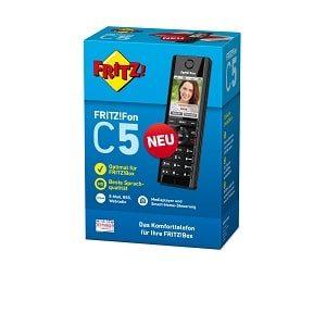 AVM 20002748 DE 4 DECT-Telefon AVM FRITZ!Fon C5