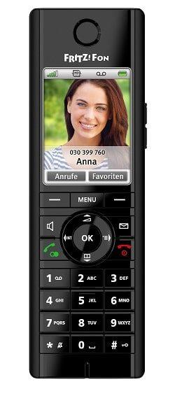 DECT-Telefon AVM FRITZ!Fon C5
