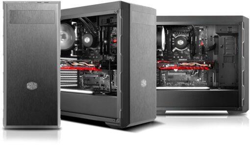 Cooler Master MCB B600L KA5N S02 INT 3 Notebook/ PC Aufrüstung