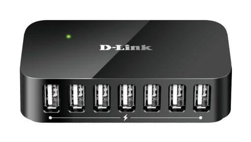 D Link DUB H7 E INT 1 USB HUB 7 Port D-Link