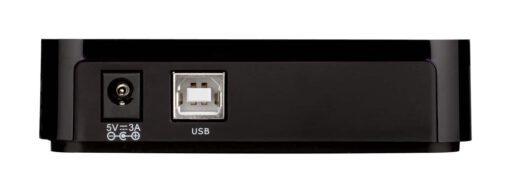 D Link DUB H7 E INT 3 USB HUB 7 Port D-Link