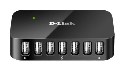 D Link DUB H7 E INT 4 USB HUB 7 Port D-Link