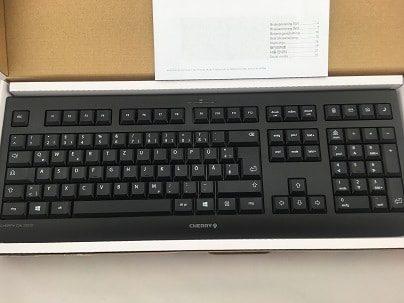 Desktop Cherry 3000 1