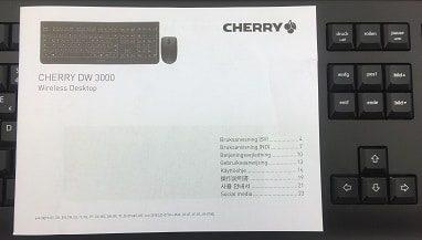 Desktop Cherry 3000 3
