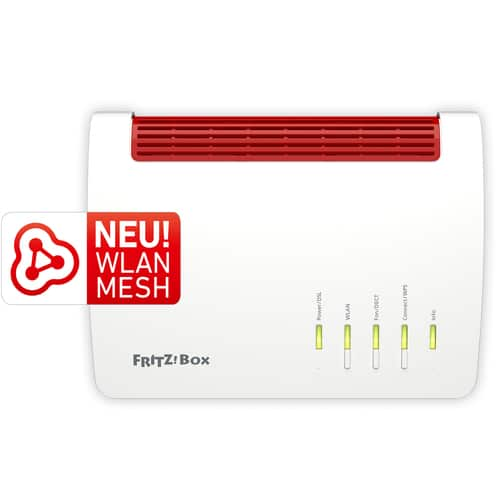 Fritzbox 5 AVM FRITZBox 7590 Mesh-Router