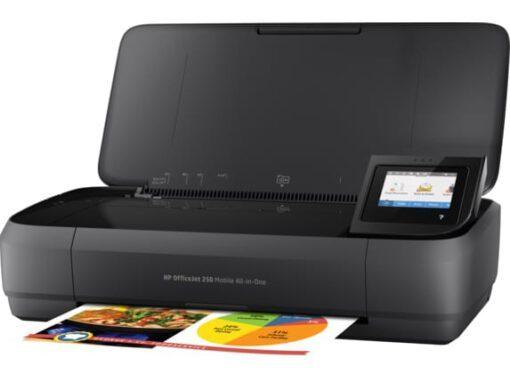 HP CZ992ABHC INT 5 mobiler Drucker HP OfficeJet 250