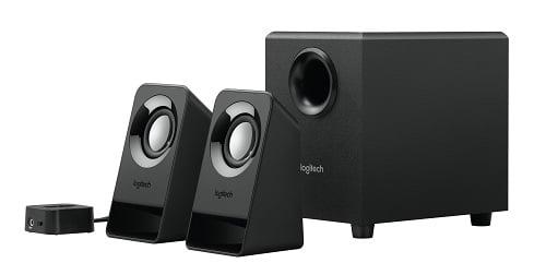 PC-Lautsprecher Logitech Z-213