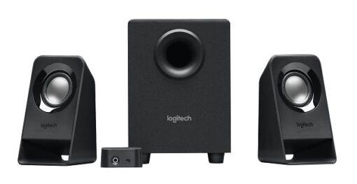 Logitech 980 000942 INT 8 1 PC-Lautsprecher Logitech Z-213