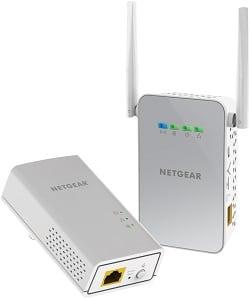 Netgear PLW1000 100PES INT 1 Netgear PowerLINE 1000