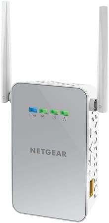 Netgear PLW1000 100PES INT 3 Netgear PowerLINE 1000