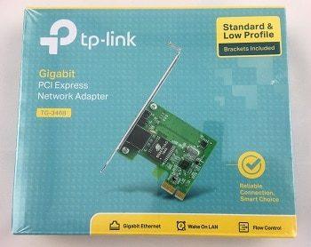 Gigabit-PCIe-Netzwerkadapter