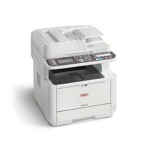 OKI 45762102 INT 1 Multifunktionsdrucker OKI MB472dnw LED
