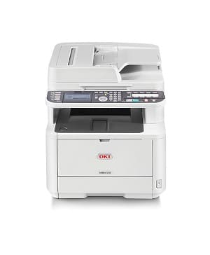 OKI 45762102 INT 2 Multifunktionsdrucker OKI MB472dnw LED