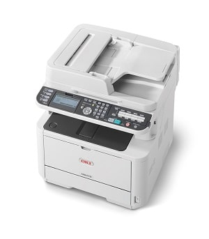 OKI 45762102 INT 3 1 Multifunktionsdrucker OKI MB472dnw LED