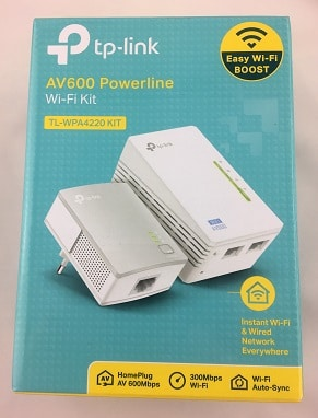 Power LAN TP-LINK TL-WPA4220KIT