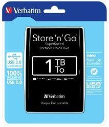 Verbatim 53023 INT 1 Festplatte Verbatim Store 'n' Go