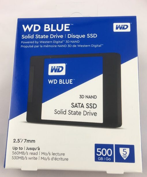 Western Digital Blue 3D Solid State Drive