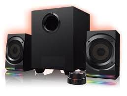 Lautsprecherset 2 1 Kanäle 53 W