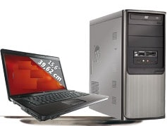 PC Systeme und Notebooks