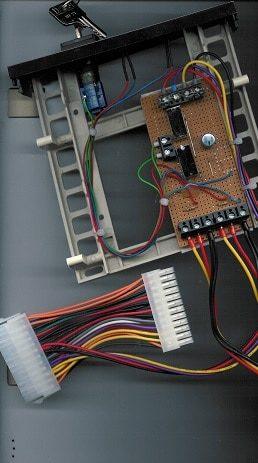 security switch Festplattenumschalter Security Switch